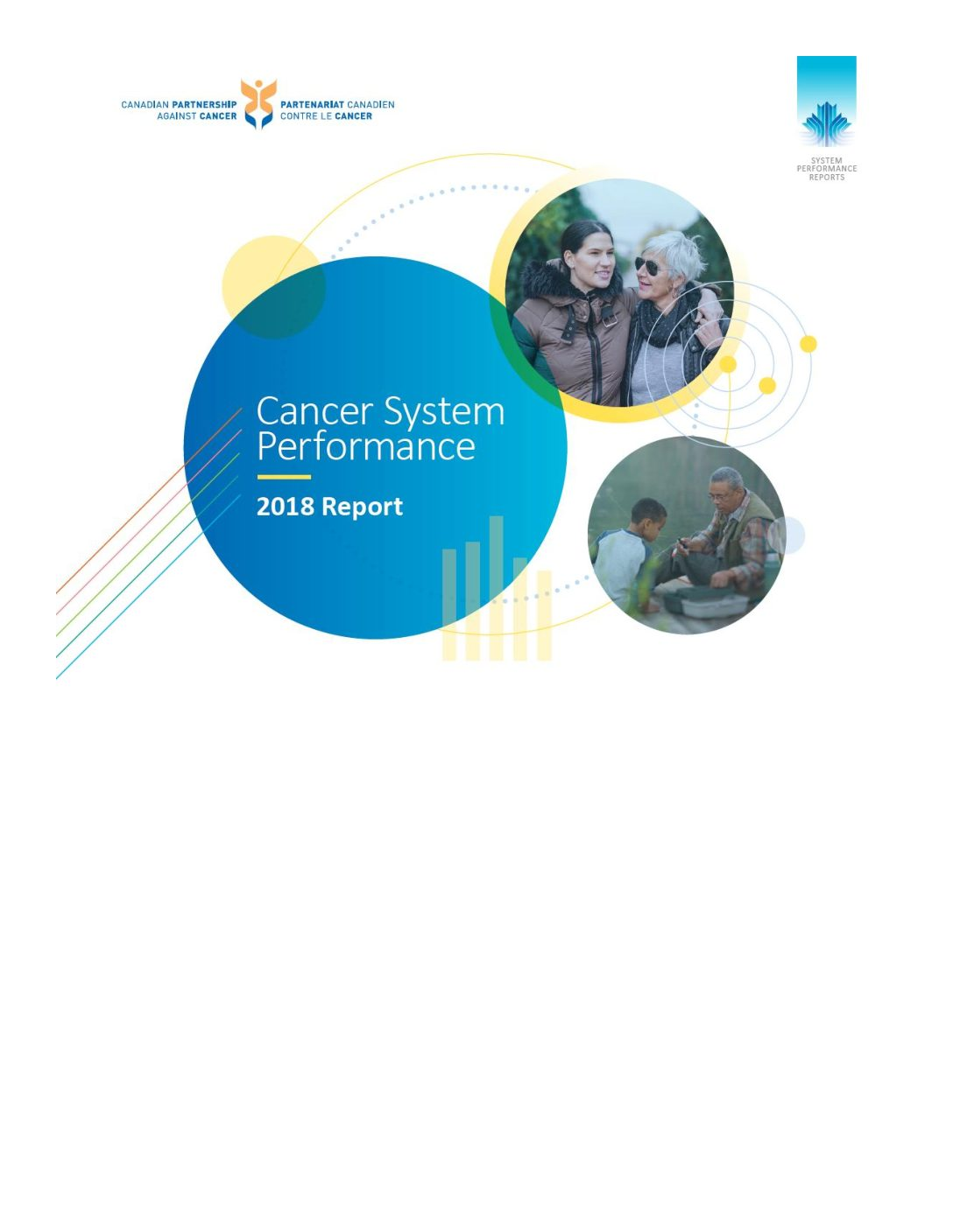 Cover image of  2018 Cancer System Performance Report